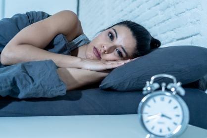 problemas com o sono