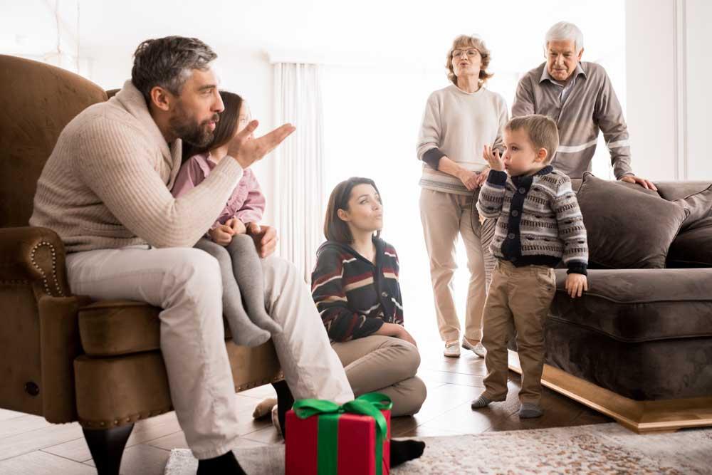 Como lidar com as emoções no Natal?